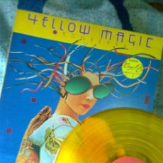 Discos de vinilo: YELLOW MAGIC ORCHESTRA, THE- REHESTRA (ALFA-HORIZON,1979) EDICIÓN USA ORIGINAL VINILO AMARILLO -RARO. Lote 54692045