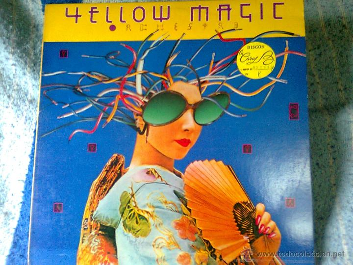 Discos de vinilo: Yellow Magic Orchestra, The- Rehestra (Alfa-Horizon,1979) Edición USA original vinilo amarillo -raro - Foto 2 - 54692045