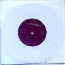 Discos de vinilo: LOLA FLORES / CUATRO SEVILLANAS DE BAILE / PESCAERO + 2 (EP 1958). Lote 54693044