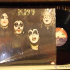 Discos de vinilo: KISS, MISMO TITULO, 1º LP, CASABLANCA RECORDS, , NUEVO, CON DESCARGA DIGITAL,. Lote 54699257