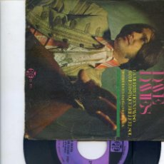 Discos de vinilo: DAVE DAVIES LA MUERTE DE UN PAYASO. Lote 54701976