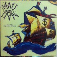 Discos de vinilo: MAU MAU. PASEO COLÒN - SINGH-SENT ANI. 1992. Lote 54707194