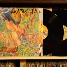 Discos de vinilo: MANOLO GARCIA, ARENA EN LOS BOLSILLOS, SONY MUSIC, PERRO RECORDS, 1998-2015,2 LPS, DESPLEGABLE. Lote 103584391