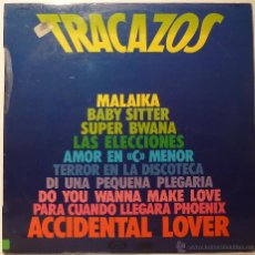 Discos de vinilo: TRACAZOS. Lote 54708134