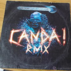 Discos de vinilo: CANDA RMX.. MAXI 12 EDICION ALEMANA. Lote 54710719