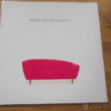 Discos de vinilo: M PEOPLE. DON´T LOOK ANY FURTHER. Lote 54720660