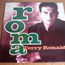 Discos de vinilo: LP TERRY RONALD (ROMA) MCA-1991 - EXCELENTE ESTADO. Lote 54722975
