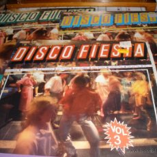 Discos de vinilo: DISCO FIESTA. Lote 54726046