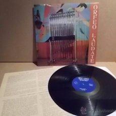 Discos de vinilo: ORFEÓ LAUDATE. FLAUTES, PERCUSSIÓ I AGRUPACIONS CORALS. LP / ***/***. Lote 54726907