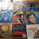 Discos de vinilo: LOTE SINGLES - 11 DISCOS VARIADOS , BETTY BOO. SUPERMAN VER FOTOS. Lote 54734994