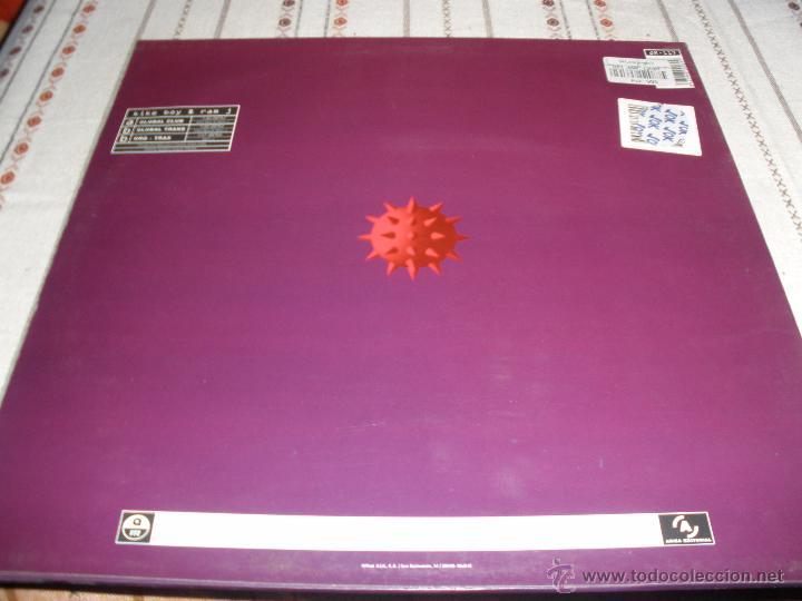 Discos de vinilo: KIKE BOY & RAM J - Global club - Foto 3 - 54736789