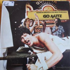 Discos de vinilo: LP - HERMAN BROOD AND HIS WILD ROMANCE - GO NUTZ (SPAIN, ARIOLA RECORDS 1980). Lote 54746293