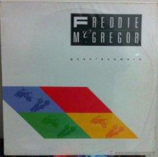 Discos de vinilo: FREDDIE MCGREGOR. GUANTANAMERA. 1989. Lote 54749145