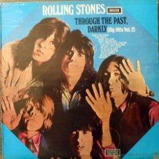 Discos de vinilo: ROLLING STONES. THROUGH THE PAST DARKLY (BIG HITS VO. 2) 1969. DECCA, SPAIN 1981 LP. Lote 54749994