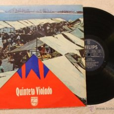 Discos de vinilo: QUINTETO VIOLADO A FEIRA LP VINILO MADE IN BRASIL 1974. Lote 54750574