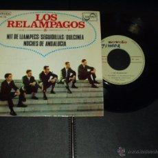 Discos de vinilo: RELAMPAGOS EP NOCHE DE RELAMPAGOS+3. Lote 54751390