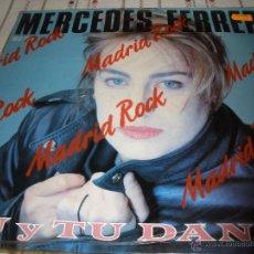 Discos de vinilo: MERCEDES FERRER- MAXI-SINGLE VINILO. Lote 54755438