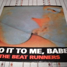 Discos de vinilo: DISCO THE BEAT RUNNERS. Lote 54755933