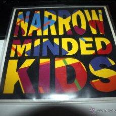 Discos de vinilo: LOS VALENDAS-NARROW MINDED KIDS-POP ROCK 7. Lote 54756042