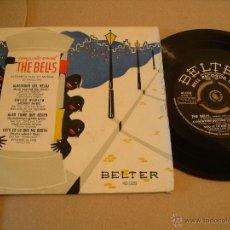 Discos de vinilo: CONJUNTO VOCAL THE BELLS EP 45 RPM ROCK AROUND THE CLOCK BELTER ESPAÑA . Lote 54762600