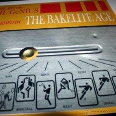 Discos de vinilo: THE BAKELITE AGE -THE ART OF EVIL GENIUS-LP GARAGE ROCK. Lote 54768602
