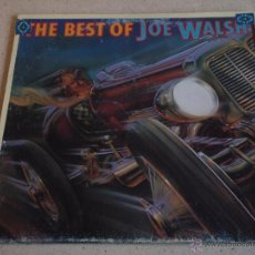 Discos de vinilo: JOE WALSH ( THE BEST OF JOE WALSH ) NEW YORK-USA 1978 LP33 ABC RECORDS. Lote 54770915