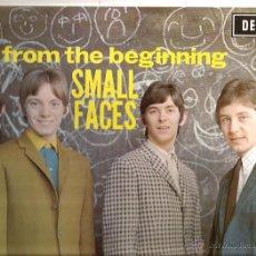 Discos de vinilo: LP SMALL FACES : FROM THE BEGINING ( COMPLETAMENTE NUEVO ). Lote 54772776