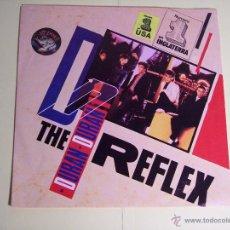 Discos de vinilo: SINGLE DURAN DURAN (THE REFLEX) INCLUYE LAS DOS PEGATINAS) EMI-1984 - MUY BUEN ESTADO. Lote 54784870