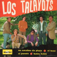 Discos de vinilo: TALAYOTS, EP, BELEN BELEN + 3 , AÑO 1968 PROMO. Lote 54788534