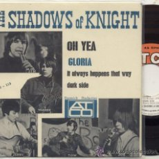 Discos de vinilo: THE SHADOWS OF KNIGHT / OH YEA / EP 45 RPM / EDITADO POR ATCO. Lote 54790481