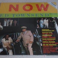 Discos de vinilo: ED TOWNSEND ( NOW ) USA - 1975 LP33 WARNER BROS RECORDS. Lote 54791885