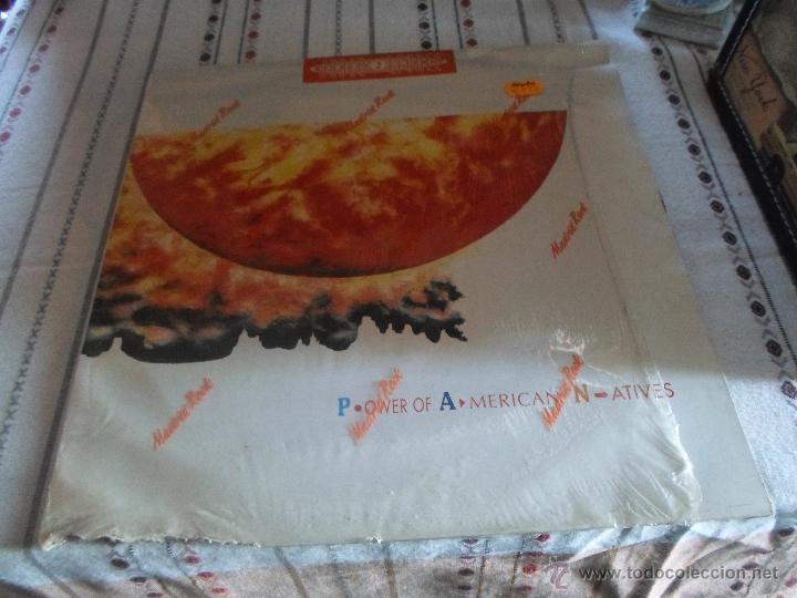 P.OWER OF A.MERICAN N.ATIVES (Música - Discos de Vinilo - Maxi Singles - Techno, Trance y House)