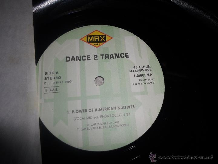 Discos de vinilo: P.ower Of A.merican N.atives - Foto 2 - 54800453
