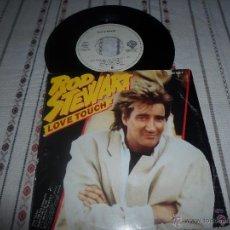 Discos de vinilo: ROB STEWART LOVE TOUCH. Lote 54831501