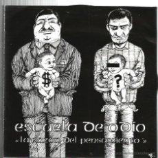 Discos de vinilo: EP ESCUELA DE ODIO : NO ME JUZGUEZ + 3. Lote 54832832