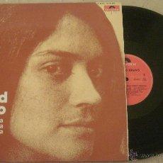 Discos de vinilo: LP SOLEDAD BRAVO - CANCIONES DE LA NUEVA TROVA CUBANA -. Lote 54833002