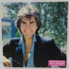 Discos de vinilo: JOSE LUIS RODRIGUEZ - 1981 -- PUBLICIDAD STARLUX. Lote 54833177
