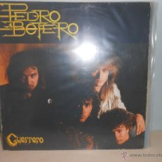 Discos de vinilo: PEDRO BOTERO - GUERRERO. Lote 56723305