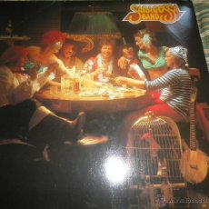 Discos de vinilo: SARAGOSSA BAND - SARAGOSSA BAND LP - ORIGINAL ALEMAN - ARIOLA RECORDS 1979 - DEBUT ALBUM - MUY NUEVO. Lote 54838534