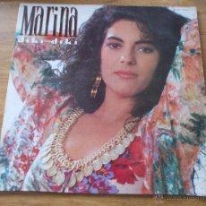 Discos de vinilo: MARINA. DIKI DIKI. MAXI 12. Lote 54839799