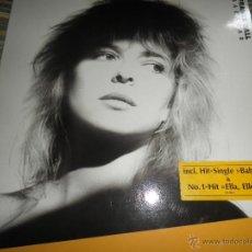 Discos de vinilo: FRANCE GALL - BABACAR LP - ORIGINAL ALEMAN -APACHE RECORDS 1987 - ENCARTE Y FUNDA INT. MUY NUEVO(5). Lote 54839889