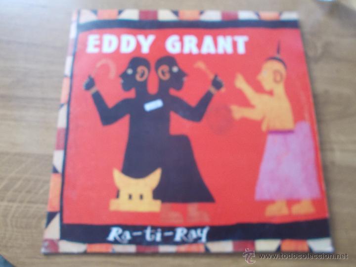 EDDY GRANT. RA-TI-RAY MAXI 12 (Música - Discos de Vinilo - Maxi Singles - Reggae - Ska)