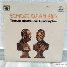 Discos de vinilo: DISCO LP DOBLE - ECHOES OF AN ERA - THE DUKE ELLINGTON - LOUIS ARMSTRONG YEARS - 1977. Lote 54840573