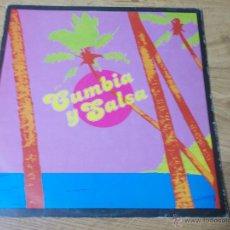 Discos de vinilo: CUMBIA Y SALSA. Lote 54848633