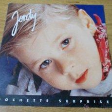 Discos de vinilo: JORDY. POCHETTE SURPRISE. Lote 54849013
