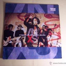 Discos de vinilo: SINGLE INXS (DISAPPEAR / MIDDLE BEAST) MERCURY-1990 - MUY BUEN ESTADO. Lote 54850550