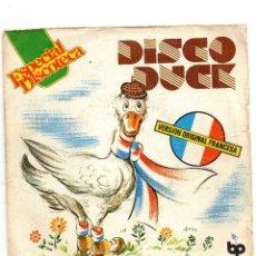 Discos de vinilo: PAUL VINCENT - DISCO DUCK - SINGLE. Lote 54866362