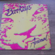 Discos de vinilo: BAR-KAYS. ANIMAL MAXI 12. Lote 54882269