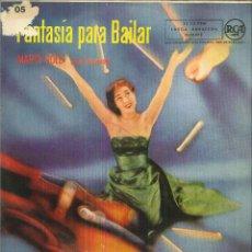 Discos de vinilo: FANTASIA PARA BAILAR. MARTY GOLD Y SU ORQUESTA. Lote 54884817