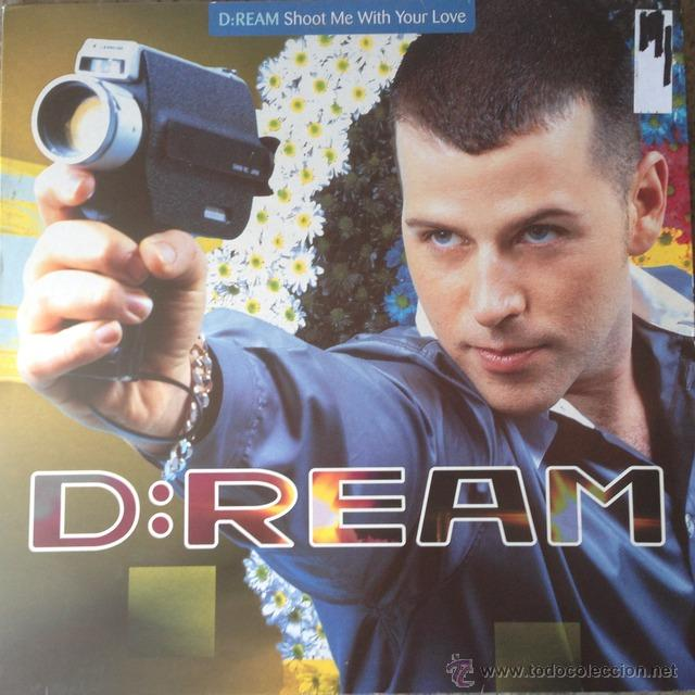 D:REAM - SHOOT ME WITH YOUR LOVE . MAXI SINGLE . 1995 UK (Música - Discos de Vinilo - Maxi Singles - Pop - Rock Extranjero de los 90 a la actualidad)